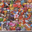 Emoji - Tin Case Pencil Box Storage - v3