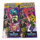 Kids Playtime Toddler Fun - Domino & Memory Match Game Puzzle 2 Piece SET- v2