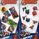 Marvel Avengers - Dominois Domino & Memory Match Game Puzzle 2 Piece SET