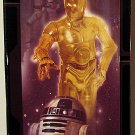 Star Wars R2D2 and C3P0 Tower Puzzle 100 pcs