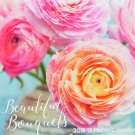 2018 Beautiful Bouquets Wall Calendar