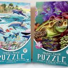 New Ocean World Sea Jigsaw Puzzle - Beautiful Colorful 500 Piece Jigsaw Puzzle