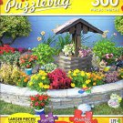 Pretty Flower Garden - 300 Large Pieces Jigsaw Puzzle - Puzzlebug - p 003
