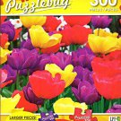 Tulip Garden - 300 Large Pieces Jigsaw Puzzle - Puzzlebug - p 003