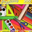 School Suppliers - 300 Large Pieces Jigsaw Puzzle - Puzzlebug - p 003