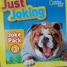 National Geographic Kids Just Joking Joke Pack 3