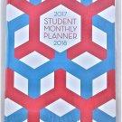 Student Monthly Planner Jul 2017 - Jun 2018