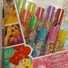 Disney Princess 10-Pack Roll-on Lip Gloss, Flavored