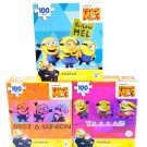 Despicable Me Minions Puzzle 100 pieces (Set of 3)