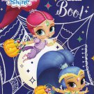 Shimmer and Shine - Halloween Coloring and Activity Book - A Magical Night