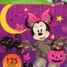 Disney Minnie Mouse & Mickey Mouse Stickers Book - 125 Stickers - Halloween Themed - v2