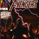 Marvel Heroes: The New Avengers / Captain America #1 August, 2005