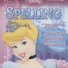 Disney Princess Spelling 32 Page Workbook Learn to Spell over 40 Familiar Words
