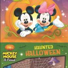 Mickey Mouse & Friends Halloween 2 Book Set