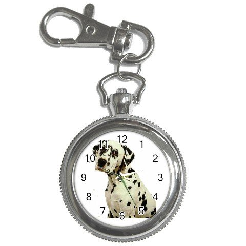 Dalmatian Key Chain Watch 12100111