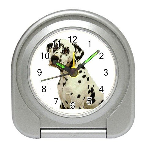 Dalmatian Travel Alarm Clock 12100121