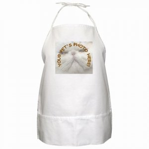 Your Pet Picture on this Customized Personalized Apron