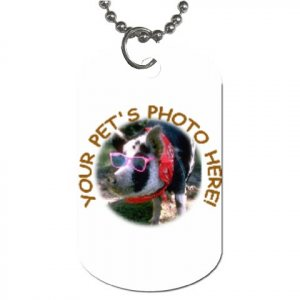 Your Pet Picture on this Customized Personalized  Dog Tag 12114983
