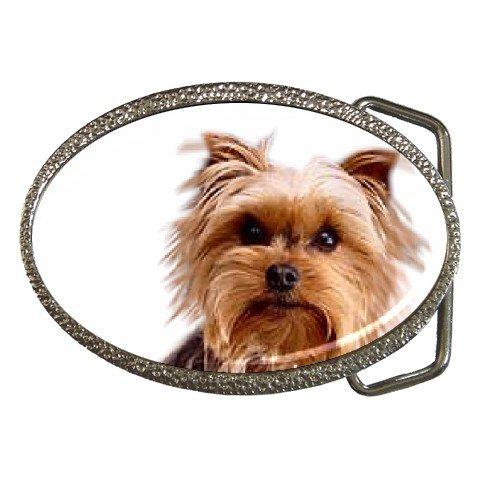 Yorkshire Terrier Yorkie Dog Belt Buckle 12111020