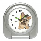Yorkie Yorkshire Terrier Dog Travel Alarm Clock 12110673
