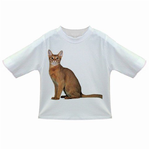 Abyssinian Cat Pet Lover Infant / Toddler T-Shirt 12168370