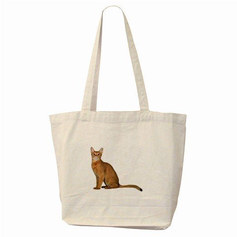 Abyssinian Cat Pet Lover  Tote Bag 12168420