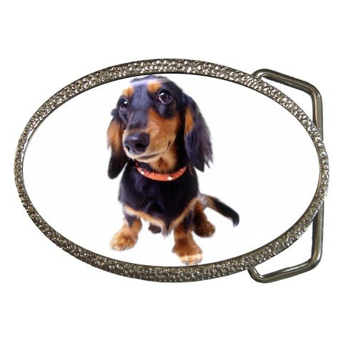 Dachshund Dog Pet Lover Belt Buckle 12134426