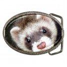Ferret Pet Lover Belt Buckle 17473605
