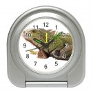 Iguana Lizard Reptile Pet Lover Travel Alarm Clock 12239869