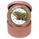 Iguana Lizard Reptile Pet Lover Jewelry Case Clock Pink 12239870