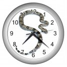 Boa Pet Lover Wall Clock Silver 12240332