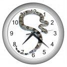 Boa Pet Lover Wall Clock Silver 12240332