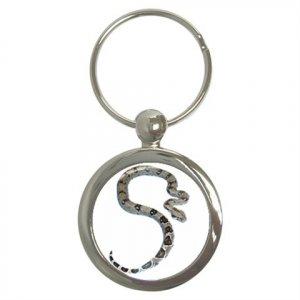 Boa Pet Lover Key Chain Round 12240337