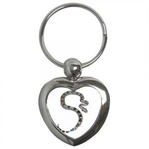 Boa Pet Lover  Key Chain Heart 12240339