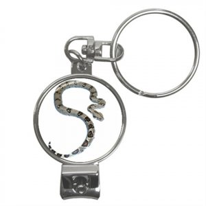 Boa Pet Lover Nail Clippers Key Chain  12240340