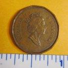 Canada 1995 1 Cent Copper One Canadian Penny ELIZABETH II #1