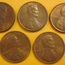 1976 Lincoln Memorial Penny 5 Pieces #9