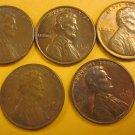 1976 Lincoln Memorial Penny 5 Pieces #11