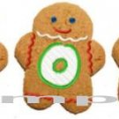 T-shirt Your Name in GINGERBREAD MEN cookies #3 ~  (Adult 2xLarge to Adult 6xLarge)