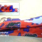 University of Florida - Gators - Camouflage - Key Holder - Handmade Lanyard - Lanyards Fob