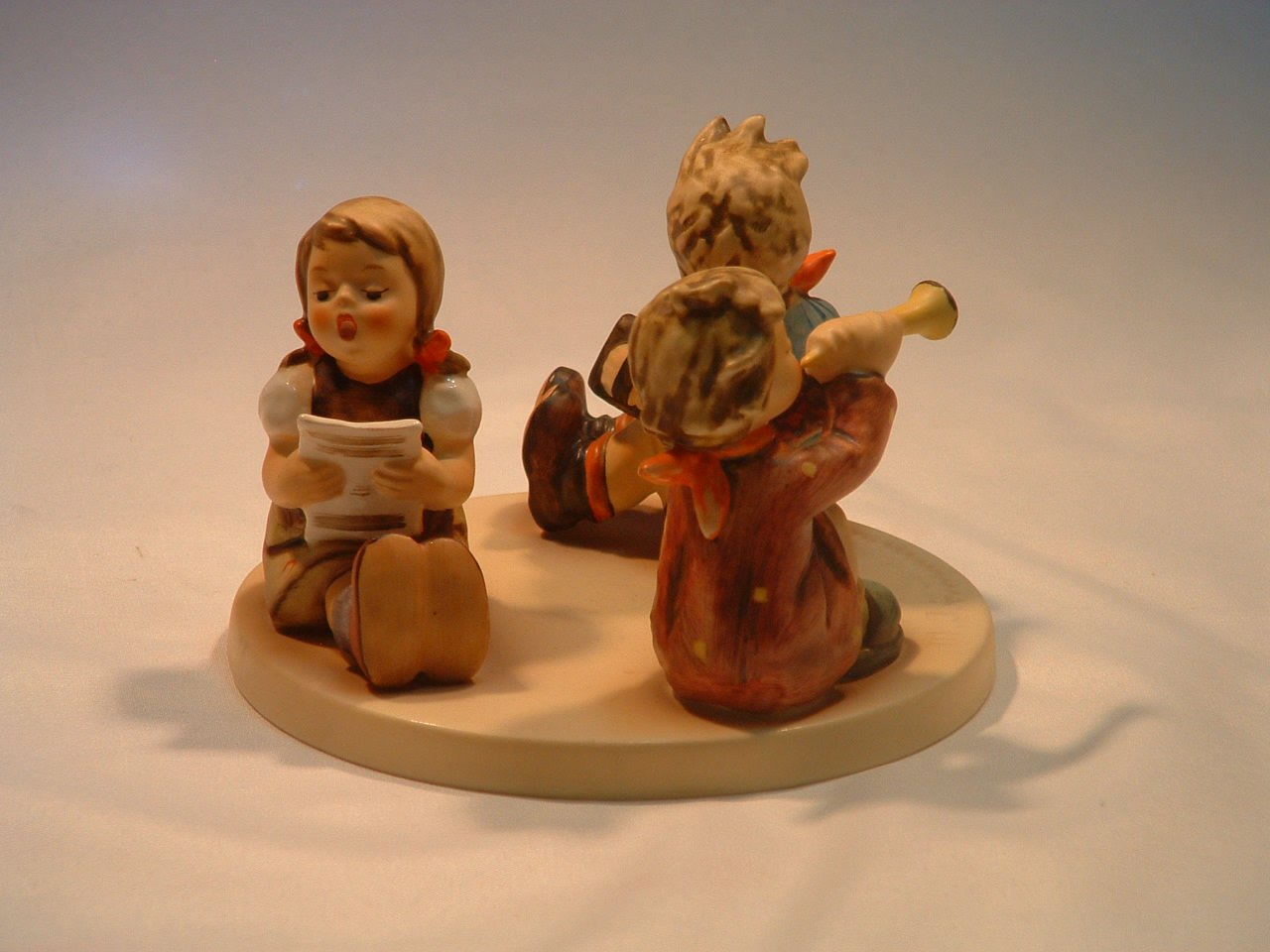 Vintage Hummel Goebel Germany Little Band Collectible Figurines