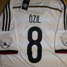 Germany Team jersey #8 Ozil. Size Large