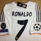 Real Madrid #7 Ronaldo. jersey Size Large