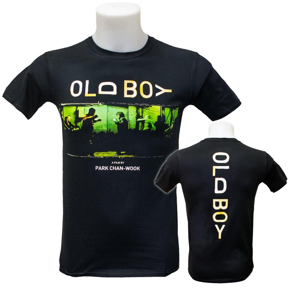 Oldbpy Original Movie Poster T Shirt (S-3XL)