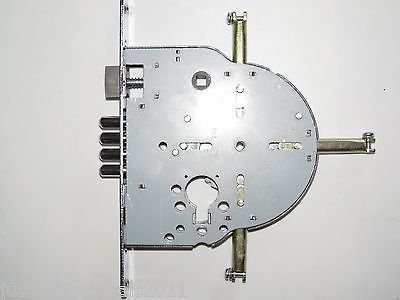 MUL T LOCK Multi Point Lock Mechanism Mortise 265 4-way locking DOOR :WOOD METAL