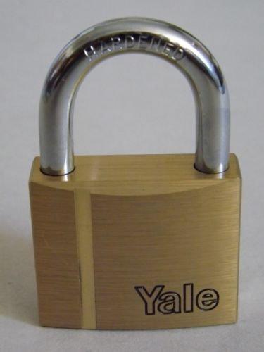 YALE PADLOCK  40MM HIGH QUALITY LOCK LOCKSMITH gym locker gate drawer bicycle
