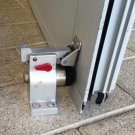 HEAVY DUTY DOOR STOPPER HOLDER, DOOR  LATCH, DOOR HOLDER STOP BIG COMMERCIAL