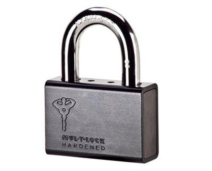 "MT5+ MUL-T-LOCK C1 -16 C-SERIES PADLOCK 5/8"" SHACKLE HIGH SECURITY 16MM"