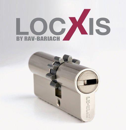 Premium HIGH Security Door Cylinder cog wheel 76mm euro profile gear