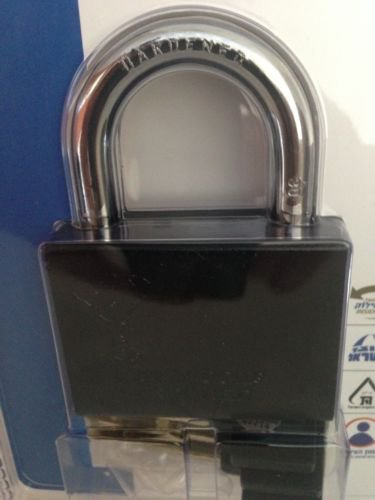"X2 MUL-T-LOCK-INTERACTIVE+ C-10-C-SERIES HIGH SECURITY PADLOCK 3/8"" SHACKLE"